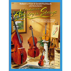 Introduction To Artistry In Strings - Violin