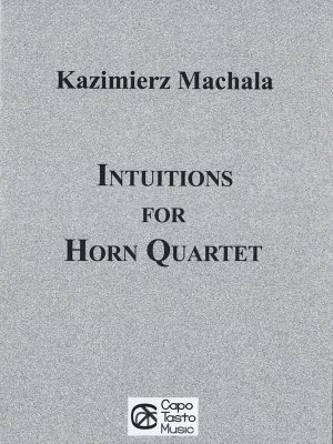View larger image of Intuitions for Horn Quartet