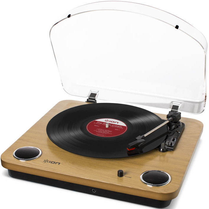 View larger image of Ion Max LP Turntable