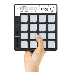 iRig Pads MIDI Groove Pad Controller