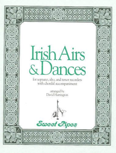 View larger image of Irish Airs & Dances - Recorder Trio (S/A/T)