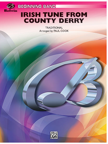 View larger image of Irish Tune from County Derry - Score & Parts, Grade 1