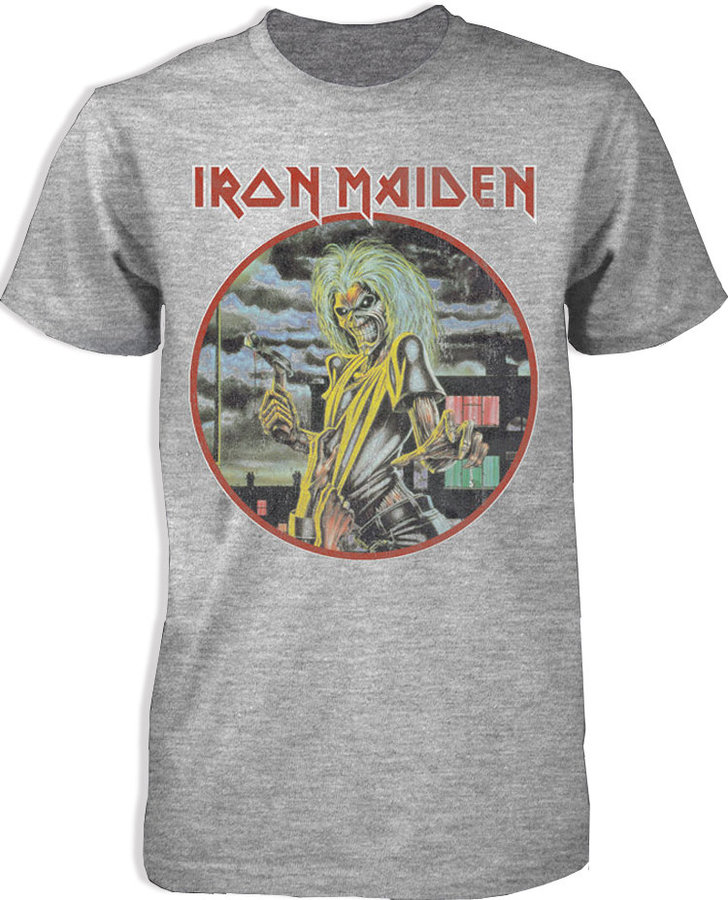 View larger image of Iron Maiden Killers AX T-Shirt - Men's Large