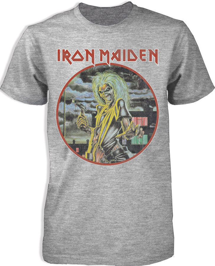View larger image of Iron Maiden Killers AX T-Shirt - Men's XL