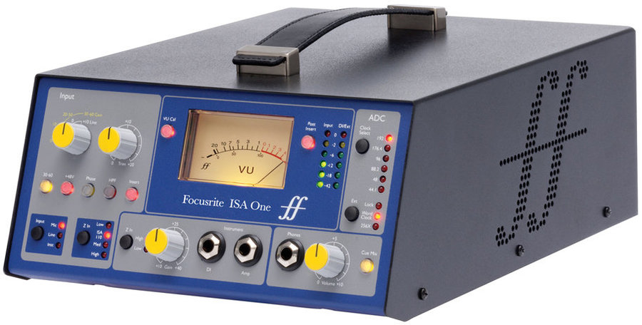 View larger image of ISA One Analogue Preamp