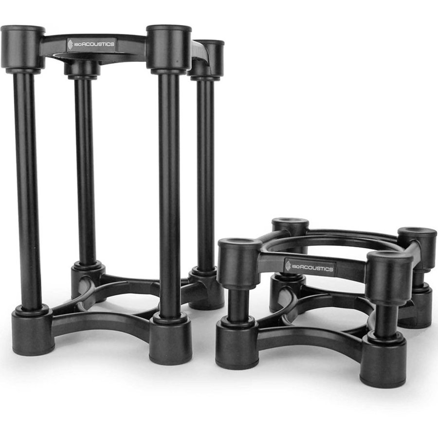 View larger image of IsoAcoustics 130-PR Speaker Isolation Stands - Pair