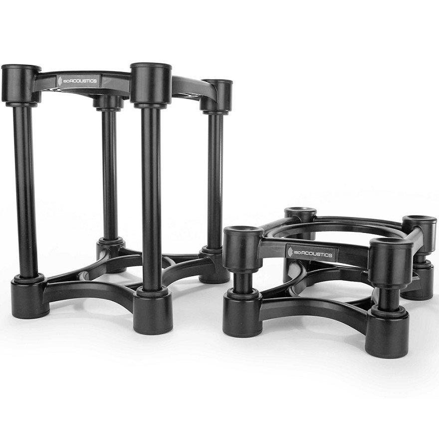 View larger image of IsoAcoustics 155-PR Speaker Isolation Stands - Pair