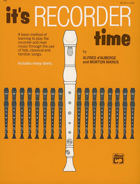 View larger image of It's Recorder Time