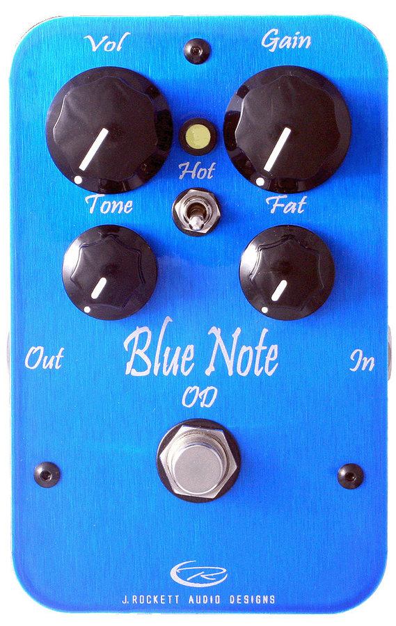 View larger image of J. Rockett Blue Note Pedal