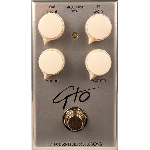 View larger image of J. Rockett GTO Pedal
