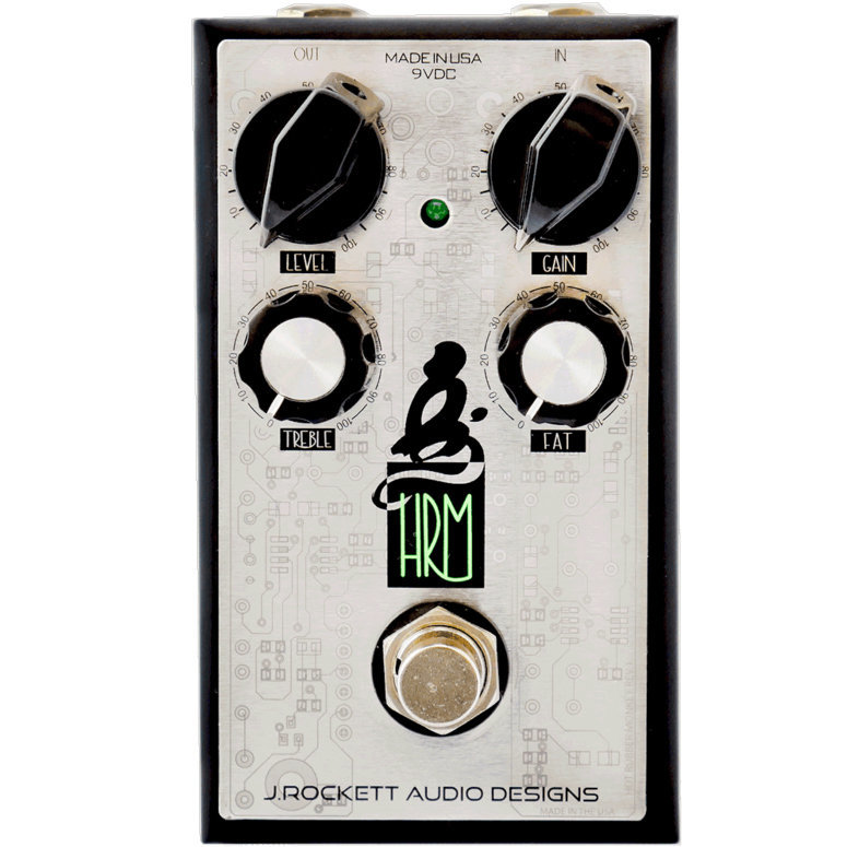 View larger image of J. Rockett Hot Rubber Monkey Overdrive Pedal