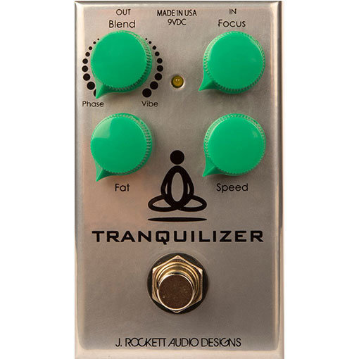 View larger image of J. Rockett Tranquilizer Pedal