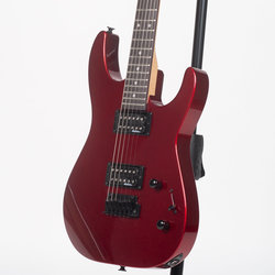 Jackson JS Series Dinky JS11 Electric Guitar - Amaranth, Metallic Red