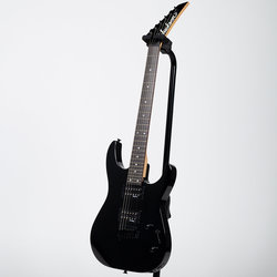Jackson JS Series Dinky JS12 Electric Guitar - Amaranth, Black