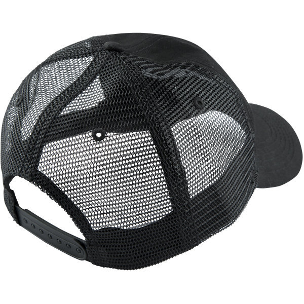 View larger image of Jackson Trucker Hat - Black