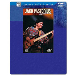 Jaco Pastorius: Modern Electric Bass - DVD with Overpack