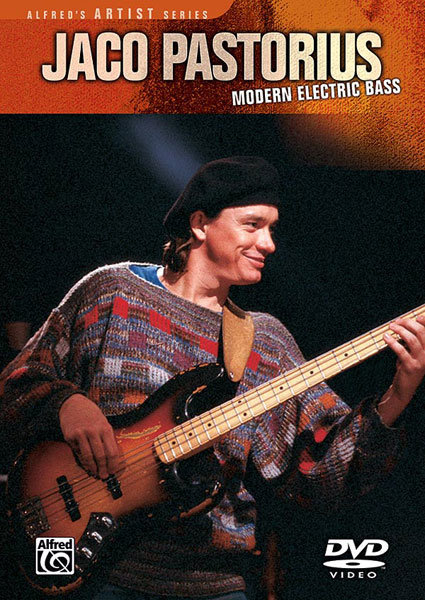View larger image of Jaco Pastorius: Modern Electric Bass DVD