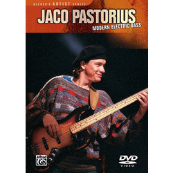 Jaco Pastorius: Modern Electric Bass DVD