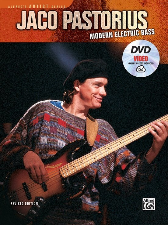 View larger image of Jaco Pastorius: Modern Electric Bass w/DVD & Online Video