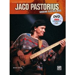 Jaco Pastorius: Modern Electric Bass w/DVD & Online Video