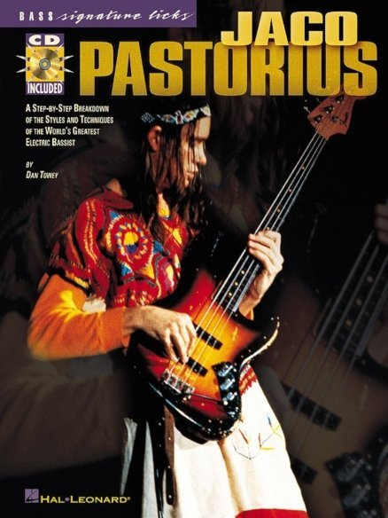 View larger image of Jaco Pastorius - Signature Licks wCD