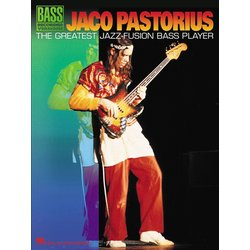 Jaco Pastorius - The Greatest Jazz Fusion Bass Player