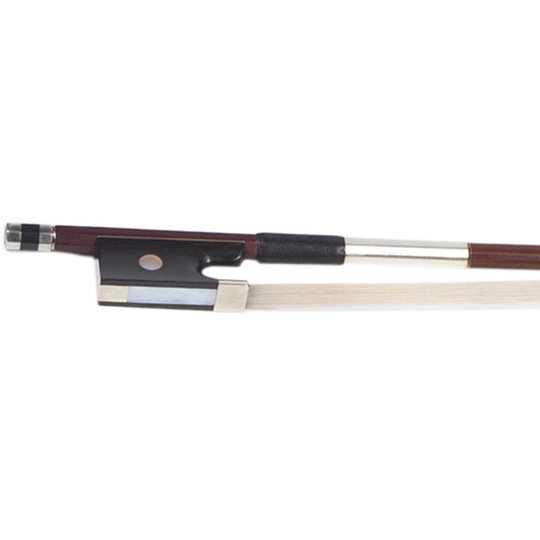 View larger image of Jacques Remy Brazilwood Violin Bow - 4/4, Round