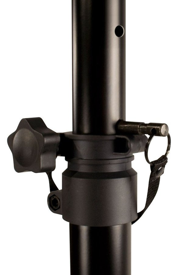 View larger image of Jam Stands JS-TS50-2 Tripod Speaker Stand with Carrying Bag - Pair