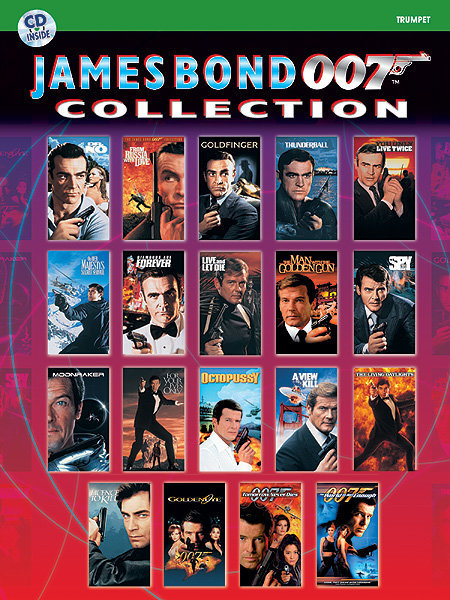 View larger image of James Bond 007 Collection - Trumpet w/CD