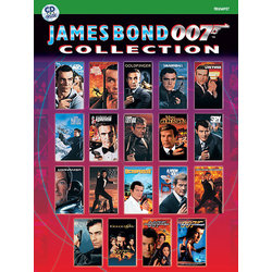 James Bond 007 Collection - Trumpet w/CD