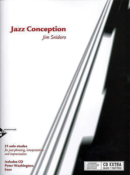 View larger image of Jazz Conception - Bass w/CD