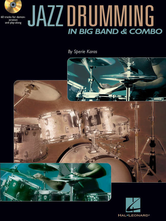 View larger image of Jazz Drumming in Big Band & Combo w/CD