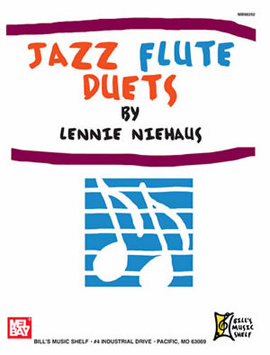 View larger image of Jazz Flute Duets