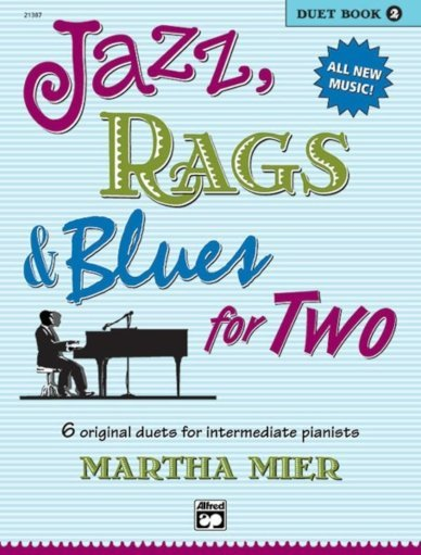 View larger image of Jazz, Rags & Blues for Two, Book 2 (1P4H)