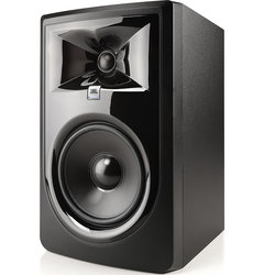 JBL 306P MkII 6 Powered Two-Way Studio Monitor - Single