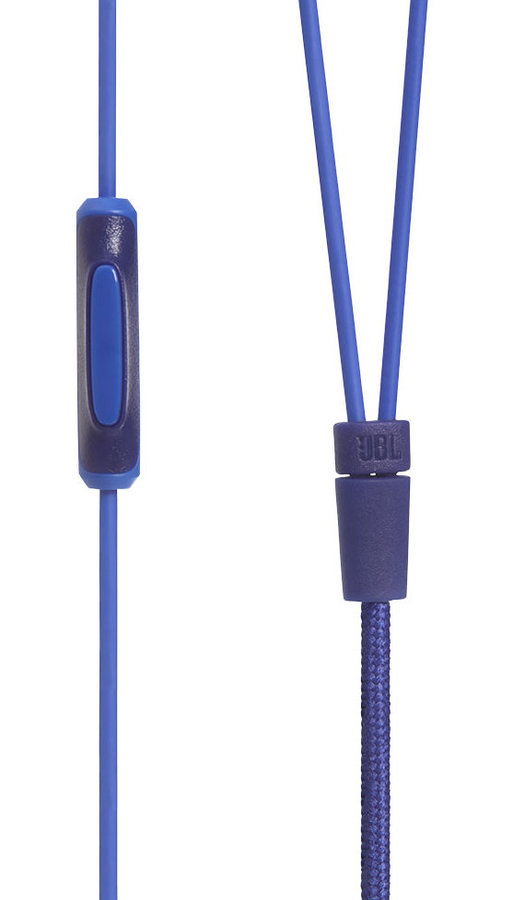 View larger image of JBL E15 In-ear Headphones - Blue