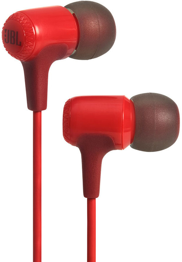 View larger image of JBL E15 In-ear Headphones - Red