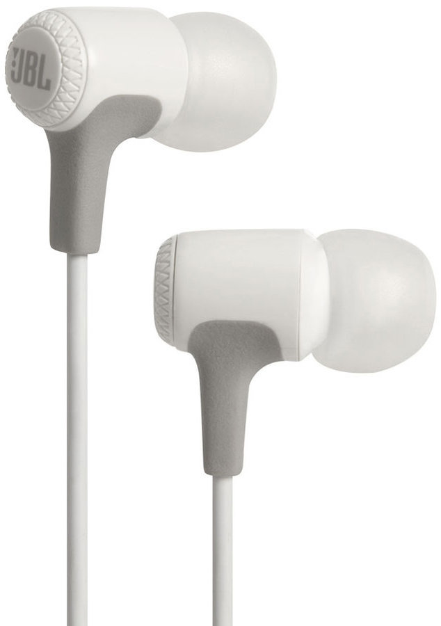 View larger image of JBL E15 In-ear Headphones - White