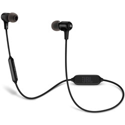 JBL E25 In-ear Bluetooth Headphones - Black