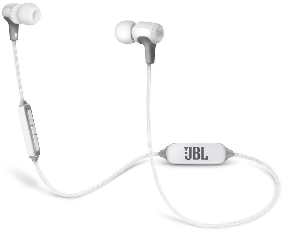 View larger image of JBL E25 In-ear Bluetooth Headphones - White