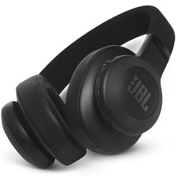 JBL E55 Over-ear Bluetooth Headphones - Black