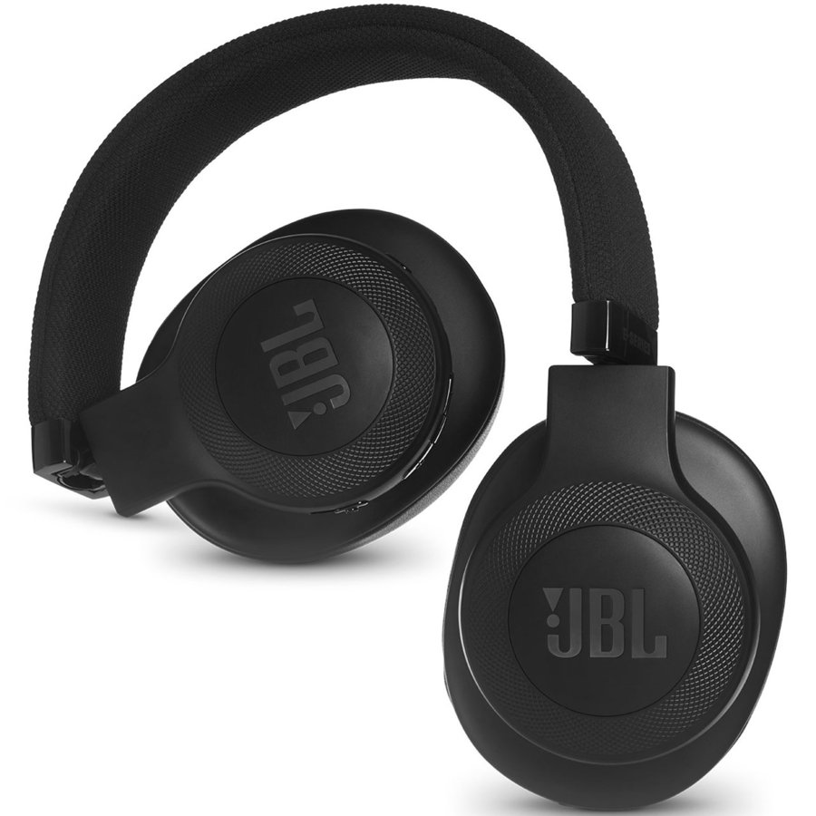 View larger image of JBL E55 Over-ear Bluetooth Headphones - Black