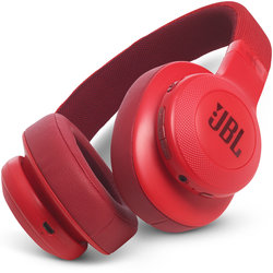 JBL E55 Over-ear Bluetooth Headphones - Red