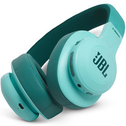 JBL E55 Over-ear Bluetooth Headphones - Teal