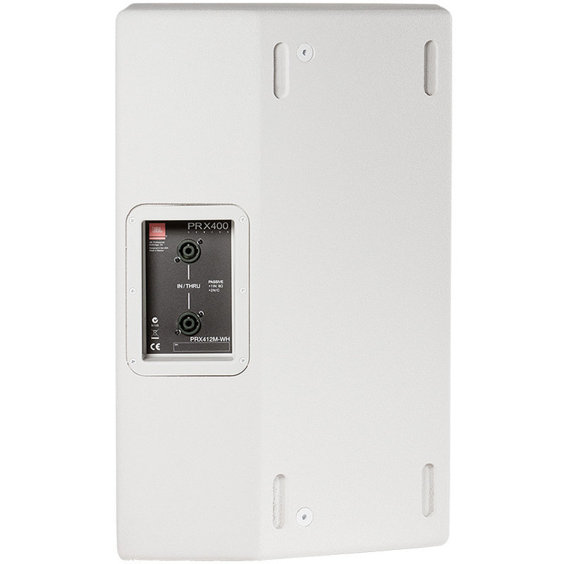 View larger image of JBL PRX412M Two-Way Utility/Stage Monitor Loudspeaker - White