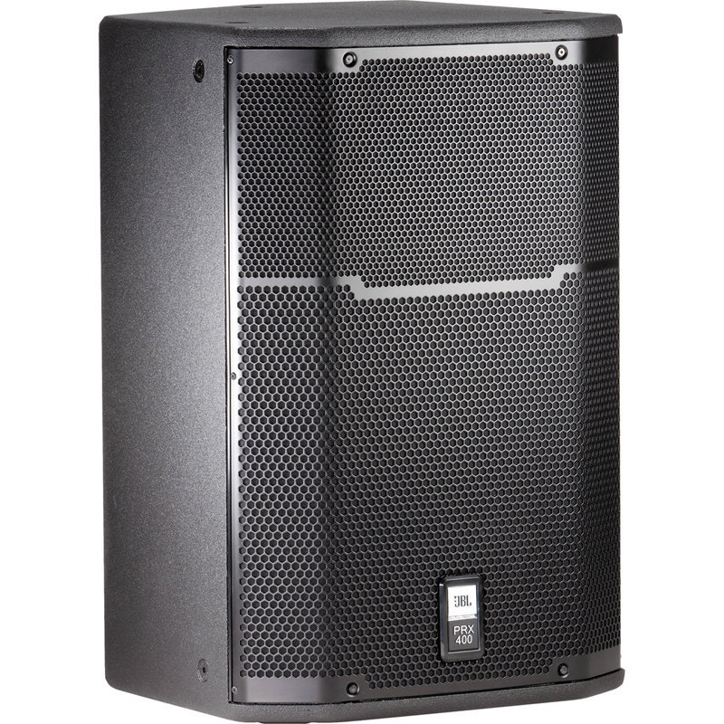 View larger image of JBL PRX415M Two-Way Stage Monitor and Loudspeaker - Black