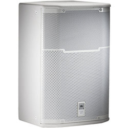 JBL PRX415M Two-Way Stage Monitor and Loudspeaker - White