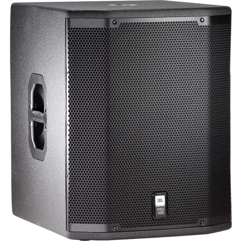 View larger image of JBL PRX418S Passive Subwoofer Speaker - 18