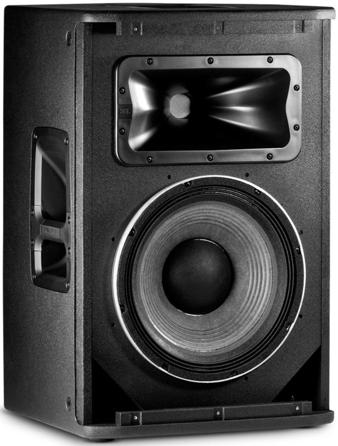 View larger image of JBL SRX812P 12 Two-Way Bass Reflex Self-Powered Speaker System