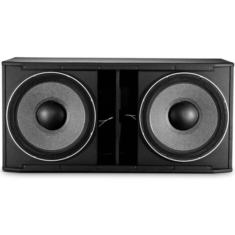 View larger image of JBL SRX828SP Dual Self-Powered Subwoofer - 18